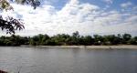 Desde La Charqueada, por Laguna Merín, al Brasil y salida atlántica